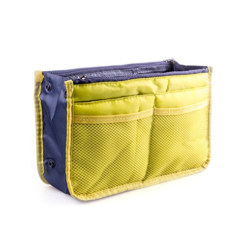 Accessories Business Yellow Storage SMARTRICH Travel Makeup Bag 1PCS Bag function Multi Wash Bag Travel ZWAqCpw