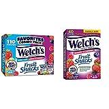 Welch's Fruit Snacks, Mixed Fruit & Berries 'n