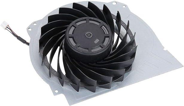 JohnJohnsen para Sony Playstation 4 PS4 Pro Ventilador Interno G95C12MS1AJ-56J14 12VDC 2.10A Máquina de Juego ...