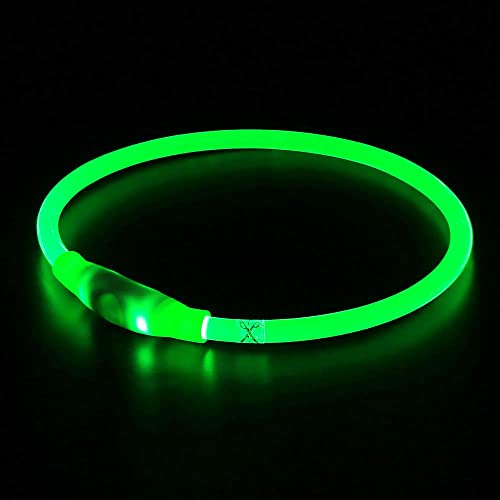 BSEEN-LED-Dog-Collar,-USB-Rechargeable,-Glowing-pet-Dog-Collar-for-Night-Safety