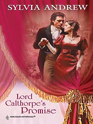 book cover of Lord Calthorpe\'s Promise