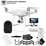 DJI Phantom 4 Pro+ Version 2.0 (CP.PT.00000234.01) With BackPack and VR Viewer Bundle