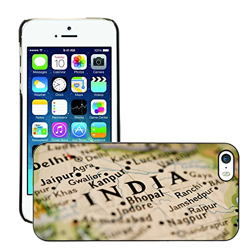 Premio Sottile Slim Cassa Custodia Case Cover Shell // V00002394 Inde Carte // Apple iPhone 5 5S 5G
