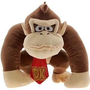 Donkey Kong mochila de peluche DK mochila de peluche