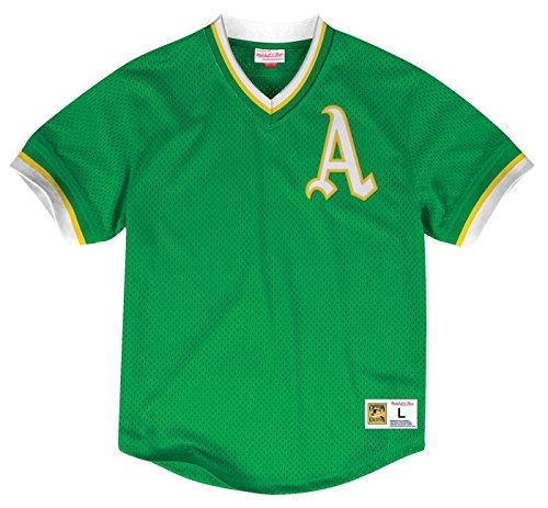 Oakland Athletics Mitchell & Ness MLB Men's
