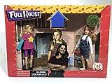 Full House DJ Tanner & Stephanie Tanner Figures