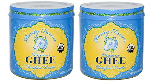 Purity Farms Clarified Butter 2pack product image
