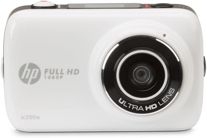 HP Life Cam-The Worlds Smallest HD Mini-Cam (white)