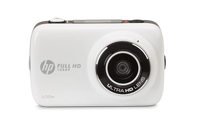 HP Life Cam -The Worlds Smallest HD Mini-Cam (white Spy Cameras at amazon
