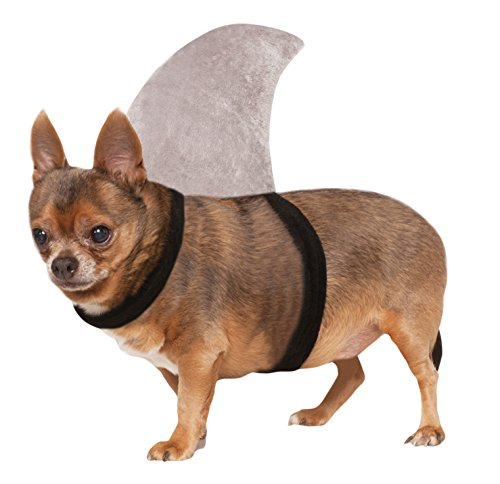 Shark Costumes Pet (Rubie's Shark Fin Dog Costume)