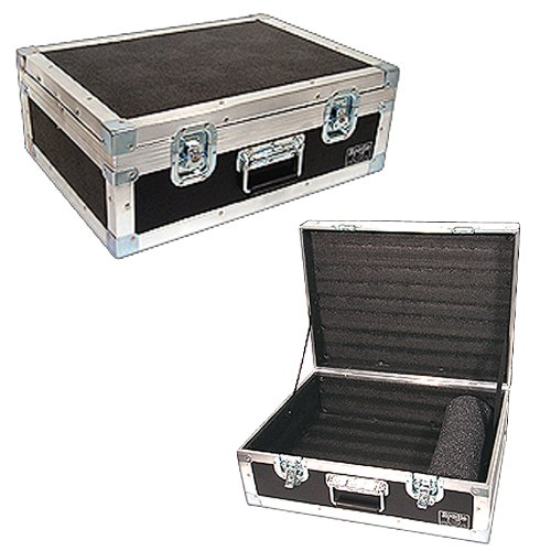 Briefcase Style Parts & Accessories ATA Case W/foam Filled Layers - Id 18 X 13 X 6 High by Roadie Products, Inc.