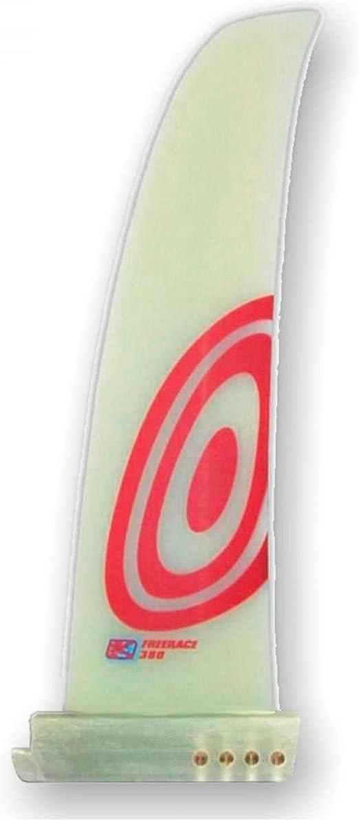 Surfbrett CODIRATO Boards Finne Abnehmbare Single Center Finne Kunststoff Premium SUP Finne mit Fin Dock Ersatzfinne f/ür SUP Long Board Surfboard
