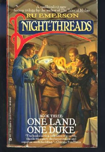 Night Threads 03: One Land, One Duke (Night-Threads, No 3) pdf