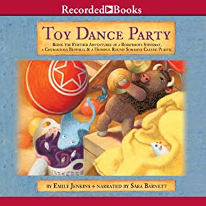 Toy Dance Party Audiobook