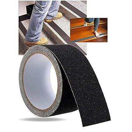 "2/"" 3/"" 4/"" Anti Slip Tape Grip Adhesive Sticky Backed Non Slip Safety Flooring 10M"