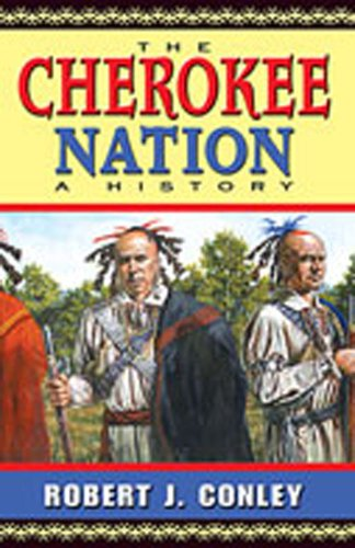 The Cherokee Nation: A History (Native Trails Diego)