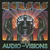 Straightforward Kansas Audio Visions 8-track Tape Music