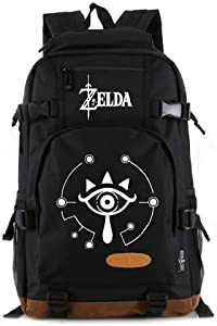 YOYOSHome Luminous Anime The Legend of Zelda Cosplay Bookbag Daypack Laptop Bag Backpack School Bag
