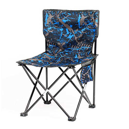 Folding Chairs Outdoor Camping Chair Foldable Oversized Portable Lightweight Chair for Beach Travel Fishing Lawn Household