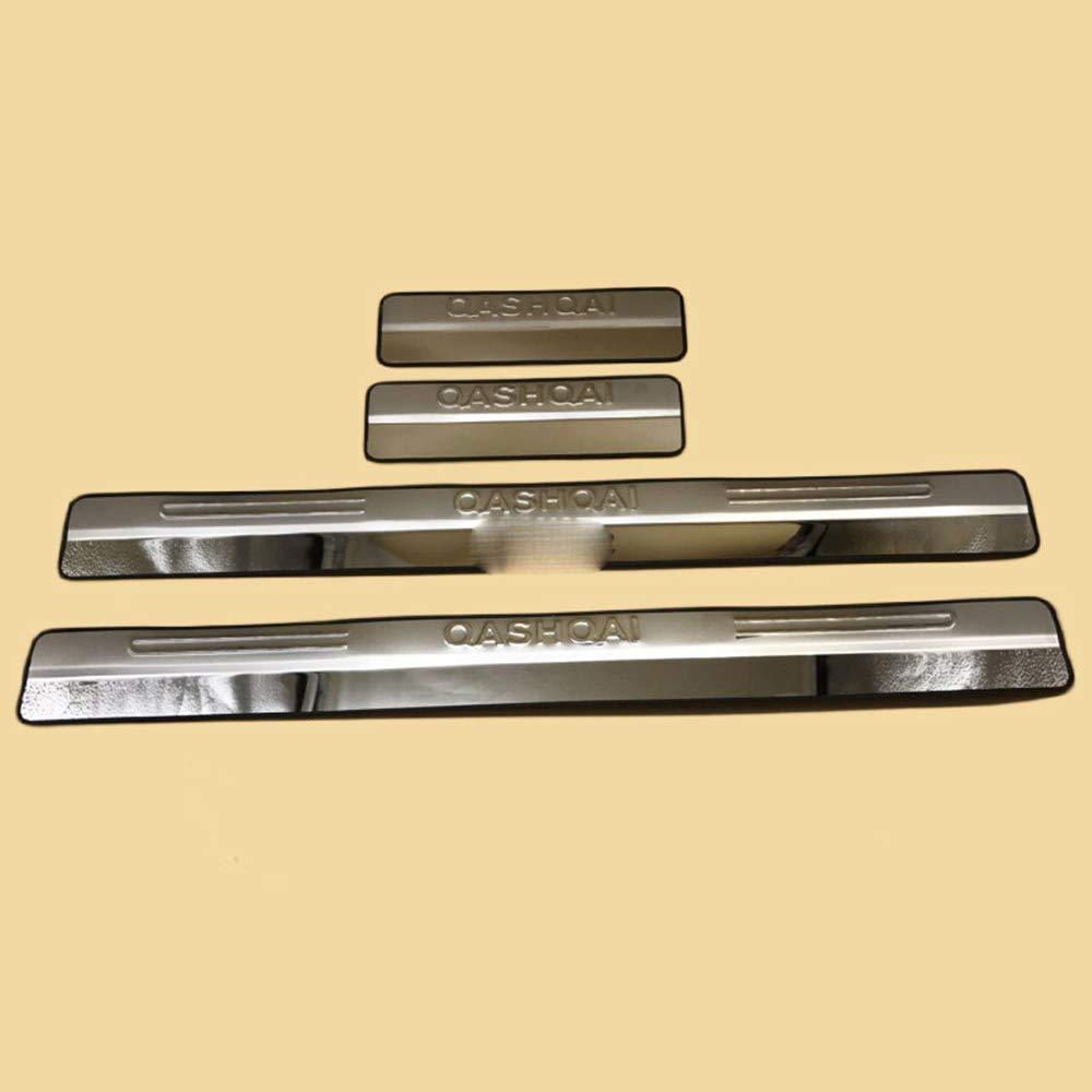 argento Supporti per supporti pedane passeggero posteriore moto per il 2000-2006 Qii lu 1 paio Supporti per pedane moto