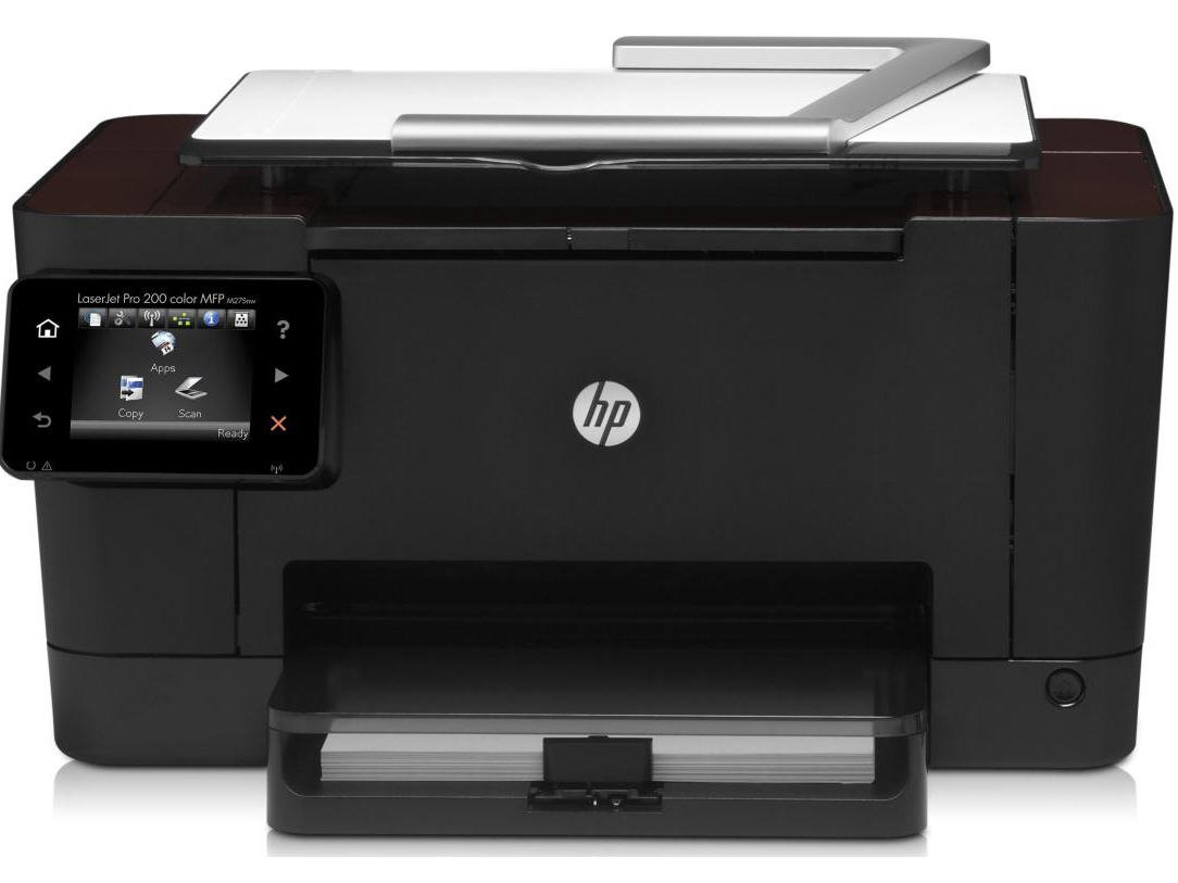 Hewlett Packard CLJM275NW Wireless Color Printer with Scanner and Copier