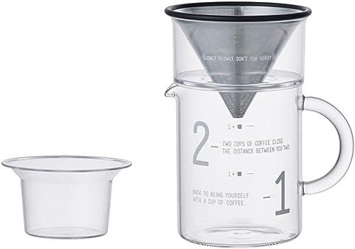 Kinto 300 Milliliter 2 Cup Coffee Jug