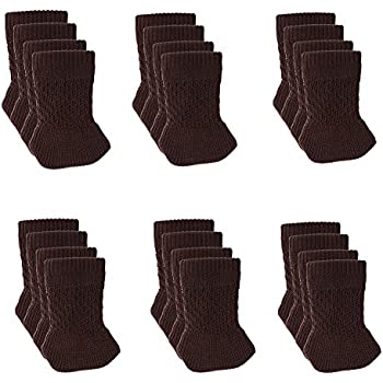 Polyester Furniture Socks Chair Leg Floor Protector Coffee