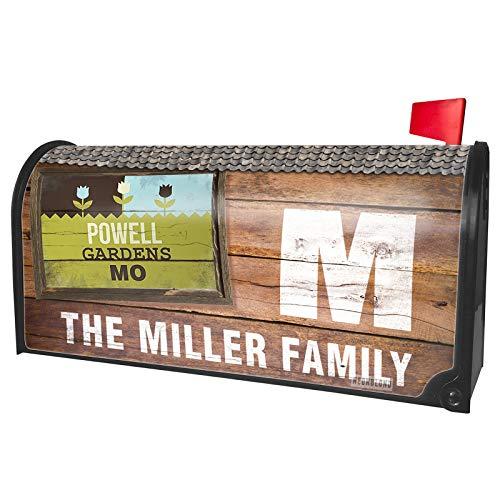 NEONBLOND Custom Mailbox Cover US Gardens Powell Gardens - MO