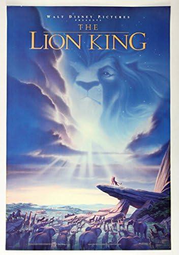 Amazon Com Walt Disney The Lion King Movie Poster Replica 13 X 19 Photo Print Posters Prints