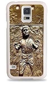 320 Han Solo Samsung Galaxy S5 Hardshell Case - White