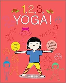 1, 2, 3, Yoga (Livres jeux): Amazon.es: Aki, Michèle Desrues ...