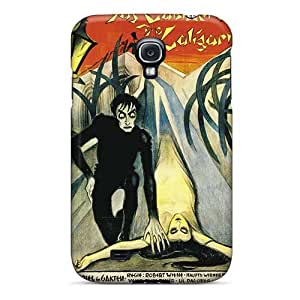 Bumper Cell-phone Hard Cover For Samsung Galaxy S4 (IxX13861mhEO) Custom Attractive Grateful Dead Pattern