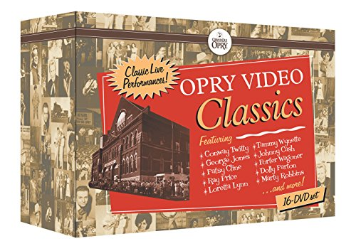 Opry Video Classics (16DVD) by Time Life/WEA