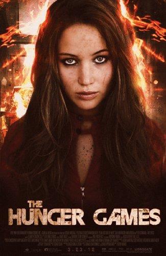 11x17 Poster Print The Hunger Games Katniss Everdeen Jennifer Lawrence