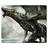 30x25cm 12x10inch game mousemat cloth & rubber Natural durable materials Dragon's Dogma