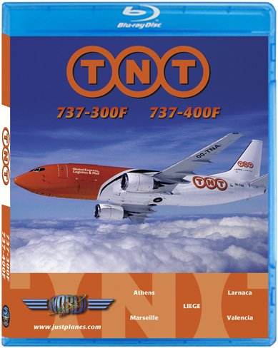 TNT Airways Boeing 737-300/400 Cargo [Blu-ray]