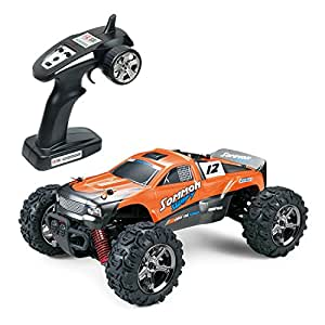 rc car toysport sommon swift high speed 32mph 4x4 fast race cars1 24 rc scale rtr. Black Bedroom Furniture Sets. Home Design Ideas