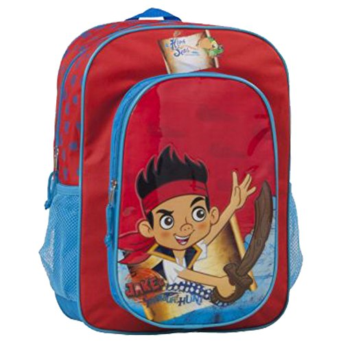 Jake & The Never Land Pirates 27887 Large Premium Backpack, 40 -