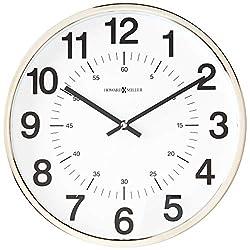 Howard Miller 625-207 Easton Wall Clock by