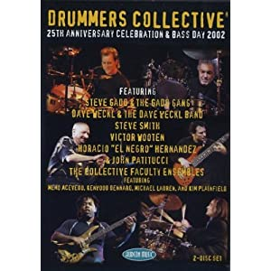 Drummers Collective 25th Anniversary Celebration & Bass Day 2002 (2002)