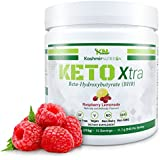 Keto Xtra Best Tasting Exogenous Ketones Ever Made - BHB Salts Supplement Beta-Hydroxybutyrate BHB Ketosis Drink Mix Powder - Boost Energy, Fat Loss, Mental Clarity & Focus - Satisfaction Guaranteed!