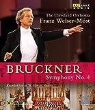 アントン・ブルックナー:交響曲 第4番 変ホ長調 WAB 104[Blu-ray]