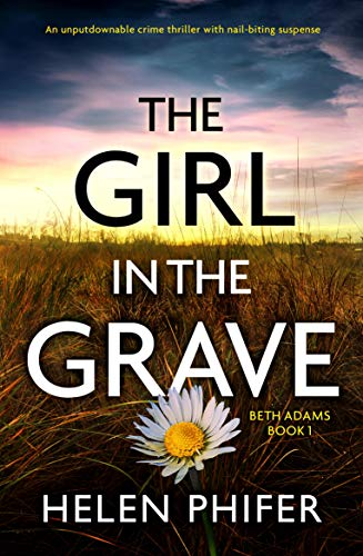 Girl Grave unputdownable thriller nail biting ebook product image