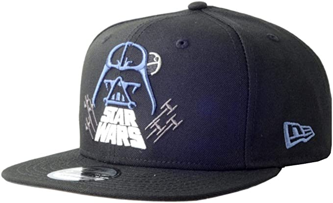 New Era Star Wars Episode EP IV Black Snapback Cap 9fifty 950 OSFA Limited Exclusive Edition