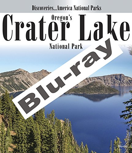 Discoveries...America National Parks: Oregon's Crater Lake [Blu-ray] (Cone Drive)