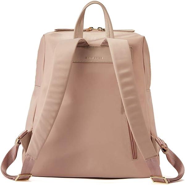 310b84aefa40 ... EMINI HOUSE Fashion Women Backpack Genuine Leather School Bag Girls  Shoulder Bag Ladies Daily Purse Laptop ...