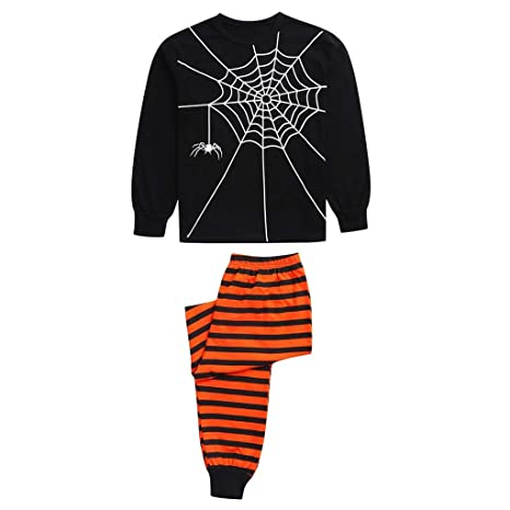 Amazon.com: Toraway - Pijama para hombre, diseño de araña ...