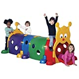 Offex Kids Gus Climb-N-Crawl Caterpillar - 4 Section Play Tunnel