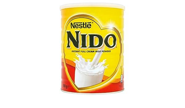 Nido Instant Full Cream Milk Powder 900 g (Pack of 3): Amazon.es: Alimentación y bebidas