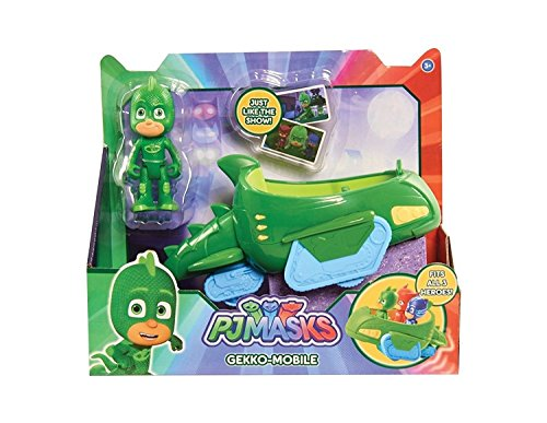 Just Play NEW PJ Masks GEKKO-MOBILE - Just Like The Show ...